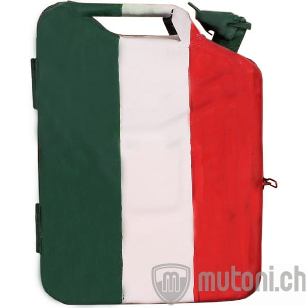 Hängeschrank Kanister Italia 35x15x48