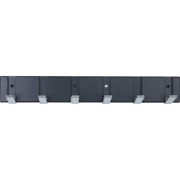 Wandgarderobe Bueno 48cm schwarz