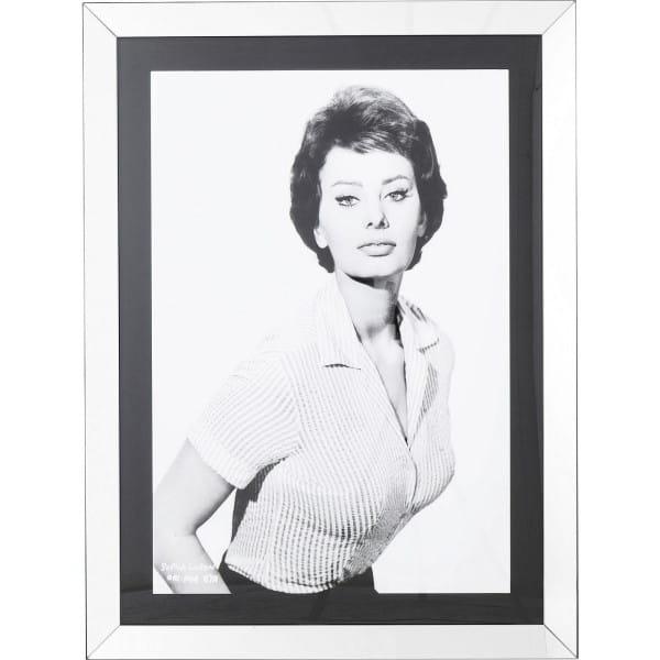 Bild Frame Italian Diva 120x90cm