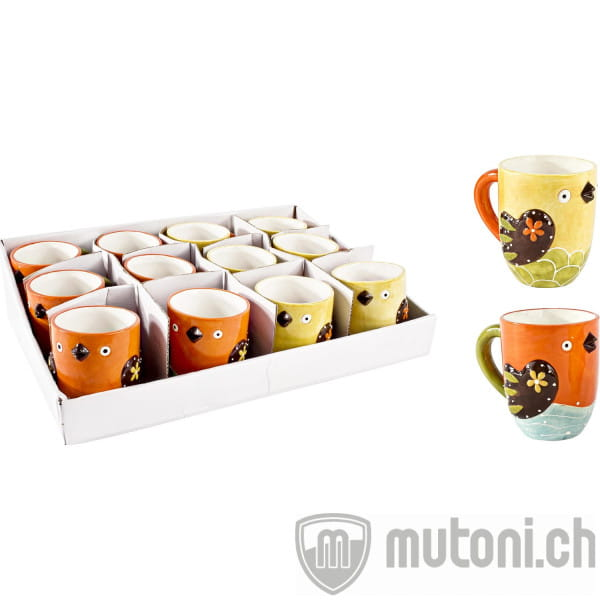 Tasse Pio Pio Display 12