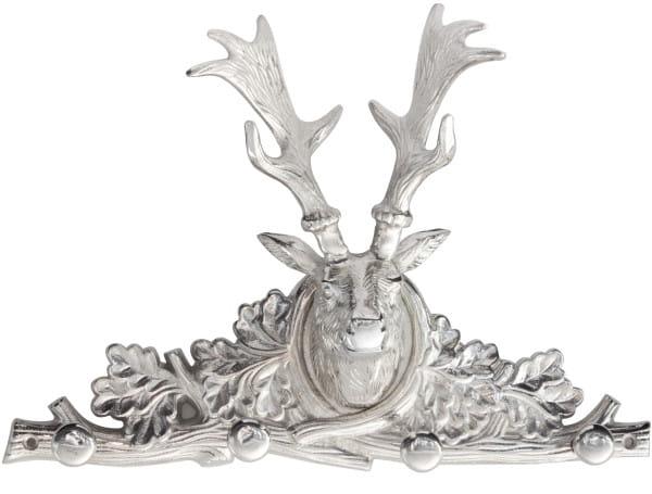 Wandgarderobe Deer King 39cm