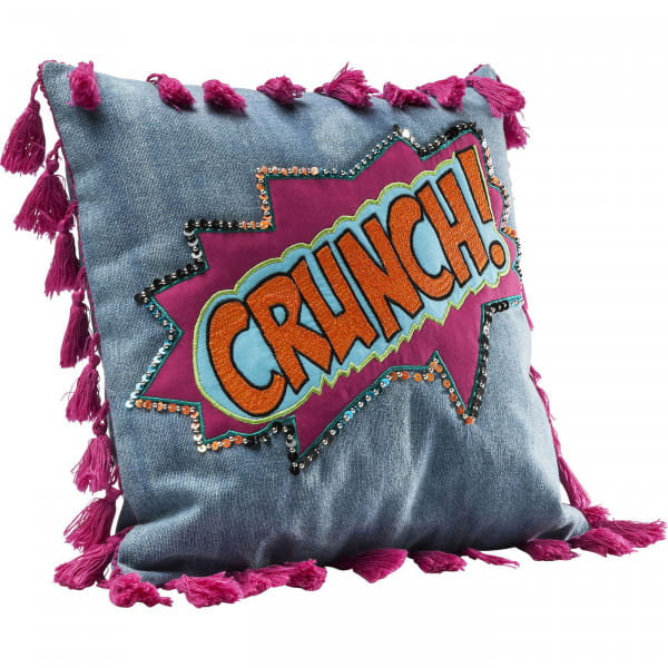 Kissen Cartoon Crunch 35x35cm
