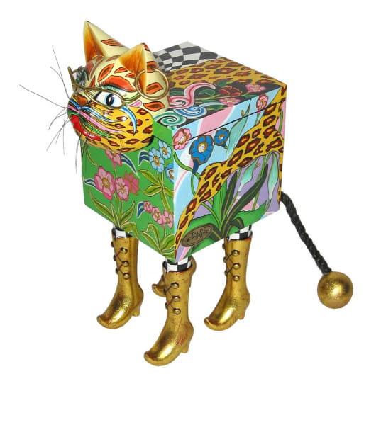 Toms Drag Box Cat L 36cm Princess Cat Collection