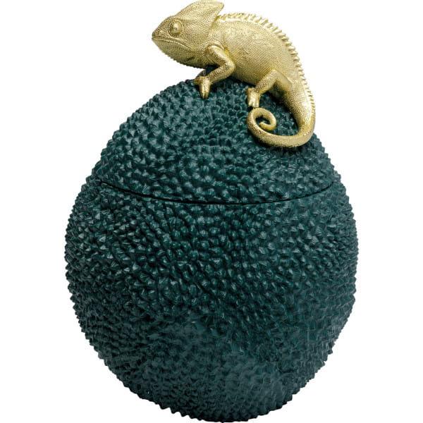 Deko Dose Chameleon 34cm