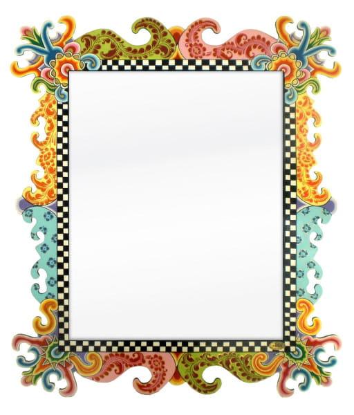 Toms Drag Spiegel Fontainbleau