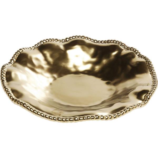 Teller Bell Gold Ø36cm