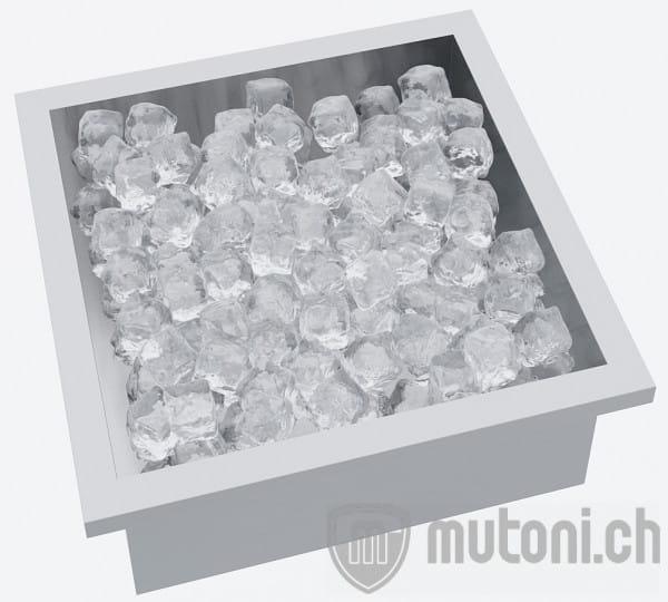 Einsatz für Esstisch Eiskübel