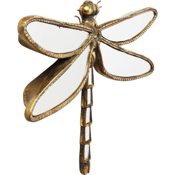 Wandschmuck Dragonfly Mirror Klein