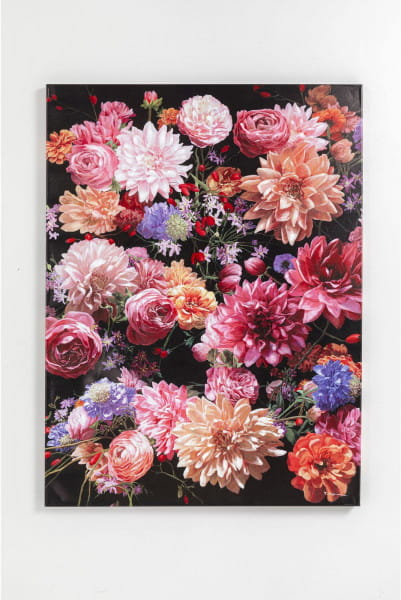 Bild Touched Flower Bouquet 120x90