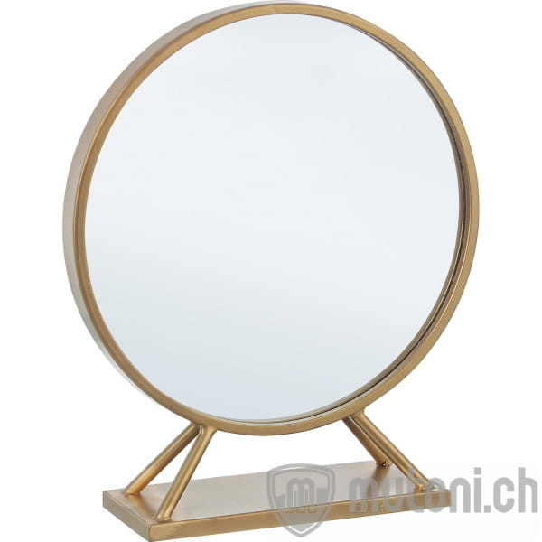Spiegel Marilyn gold Höhe 50