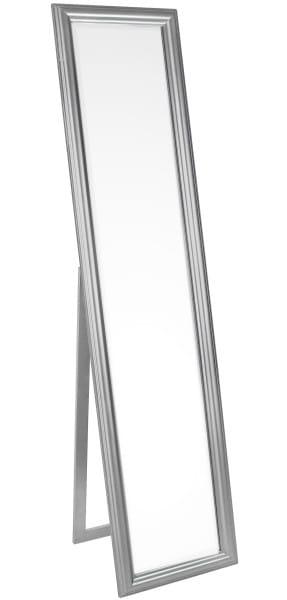 Spiegel Sanzio mit Rahmen Silber 40x170