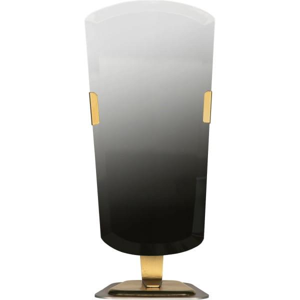Tischspiegel Arrogant 41cm Metall Antique Brass