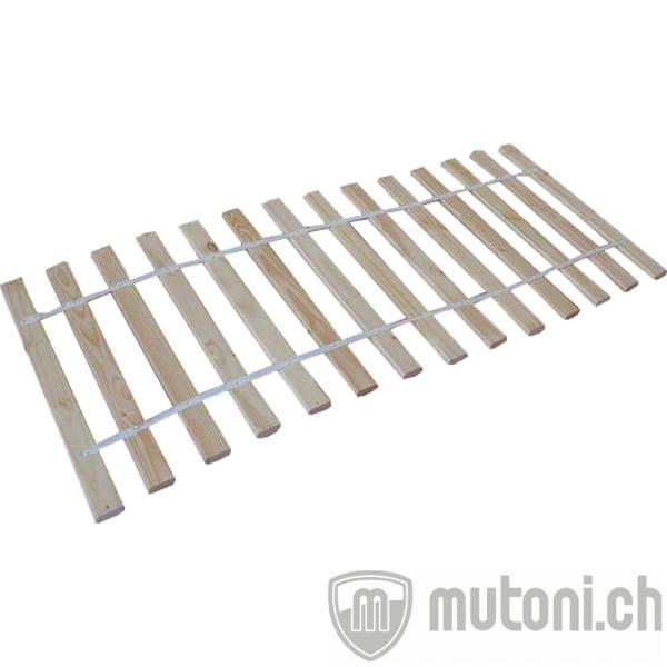 Lattenrost mit Band 80x200cm