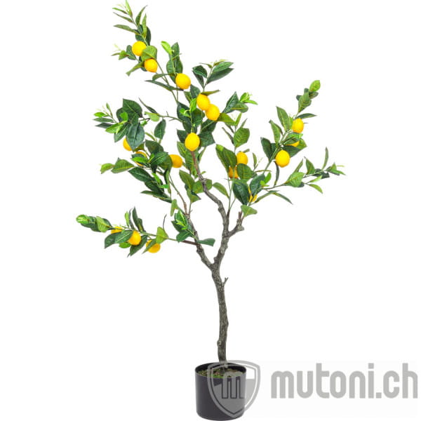 Deko-Zitronenbaum Höhe 120